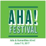 """Read Ohio"" Author Talk at AHA! Festival 2017"