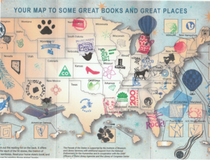 Great Places Map