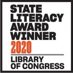 Adopt A Book Selected As A Winner of the 2020 Library of Congress State Literacy Awards Program